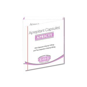 Apricyt Aprepitant 125mg & 80mg Capsule