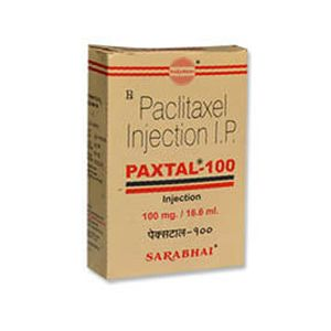 Paxtal Paclitaxel 100mg Injection