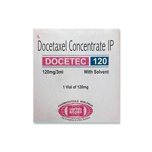 Docetec Docetaxel 120mg Injection