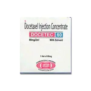 Docetec Docetaxel 80mg Injection