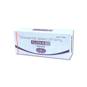 Cluta-B Bicalutamide 50mg Tablet