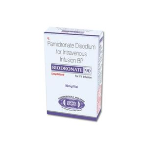 Biodronate Pamidronate 90mg Injection
