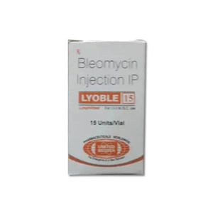 Lyoble Bleomycin 15 I.U Injection