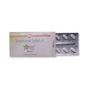 Alstar Anastrozole 1mg Tablet