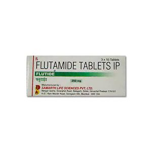 Flutide Flutamide 250mg Tablet