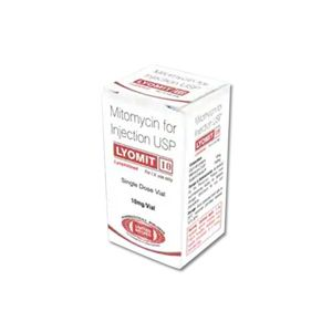 Lyomit Mitomycin 10mg Injection