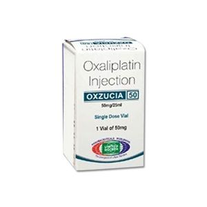 Oxzucia Oxaliplatin 50mg Injection