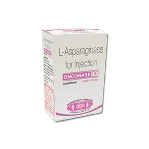 Onconase 5000 KU Asparaginase Injection