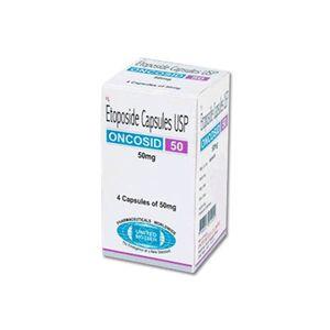 Oncosid Etoposide 50mg Capsule