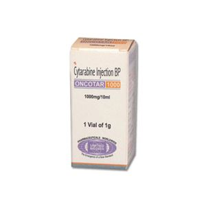 Oncotar Cytarabine 1000mg/10ml Injection
