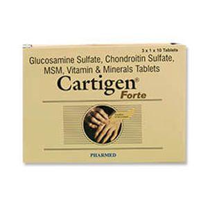 Cartigen Forte Glucosamine & Chondroitin Tablet