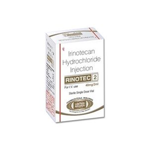 Rinotec Irinotecan 40mg/2ml Injection