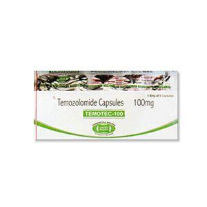 Temotec Temozolomide 100mg Capsule