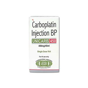 Unicarb Carboplatin 450mg/45ml Injection