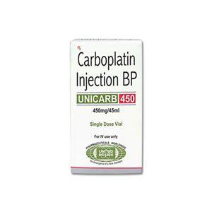 Unicarb卡铂450mg / 45ml注射剂