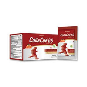 CollaCee GS Collagen Peptides & Glucosamine Granules