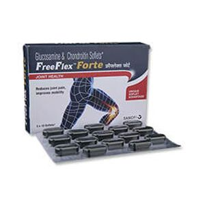 FreeFlex Forte Glucosamine & Chondroitin Capsule