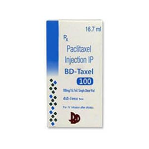 BD-Taxel Paclitaxel 100mg Injection