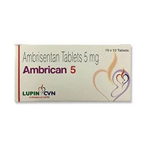 Ambrican Ambrisentan 5mg Tablet