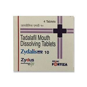 Zydalis MD Tadalafil 10mg Tablet