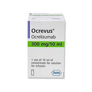 Ocrevus Ocrelizumab 300mg/10ml Injection