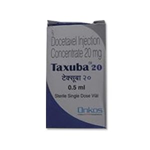 Taxuba Docetaxel 20mg Injection