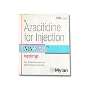 Myaza Azacitidine 100mg Injection