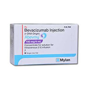 Abevmy Bevacizumab 100mg Injection