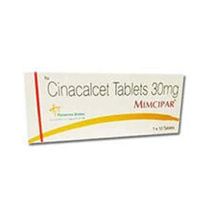 Mimcipar Cinacalcet 30mg Tablet