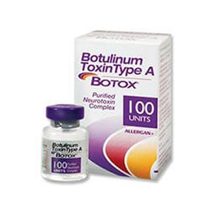Botox Botulinum Toxin 100 I.U Injection