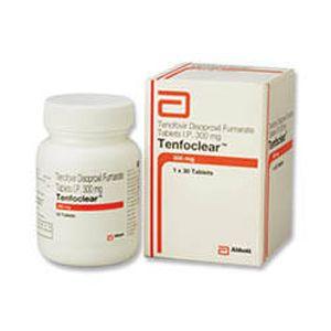 Tenfoclear Tenofovir 300mg Tablet