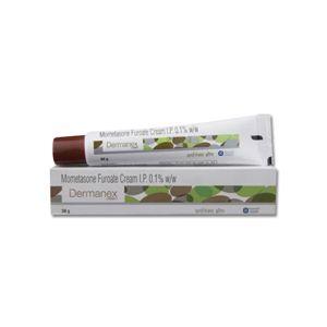 Dermanex Mometasone Furoate 0.1% Cream