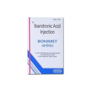 Bonimet Ibandronic 6mg Injection