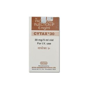Cytax 30mg紫杉醇注射液