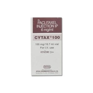 Cytax Paclitaxel 100mg Injection