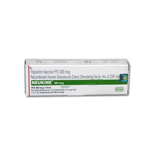 Neukine Filgrastim 300mcg Injection