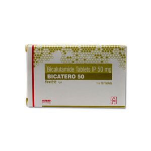 Bicatero Bicalutamide 50mg Tablet