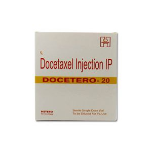Docetero Docetaxel 20mg Injection