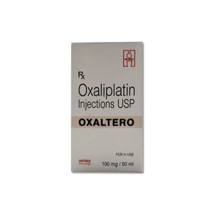 Oxaltero Oxaliplatin 100mg Injection