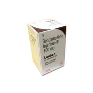 Leuben Bendamustine 100mg Injection