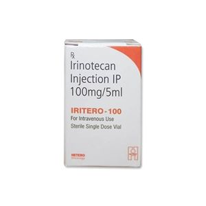 Iritero Irinotecan 100mg/5ml Injection