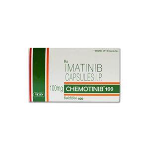 Chemotinib Imatinib 100mg Capsule