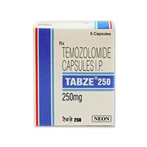 Tabze Temozolomide 250mg Capsule
