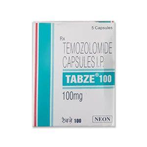 Tabze Temozolomide 100mg Capsule