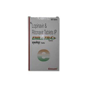 Emletra Lopinavir & Ritonavir Tablet