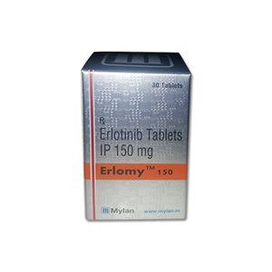 Erlomy Erlotinib 150mg Tablet