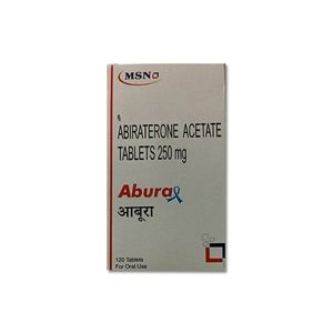 Abura Abiraterone Acetate 250mg Tablet