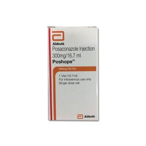 Poshope Posaconazole 300mg/16.7ml Injection