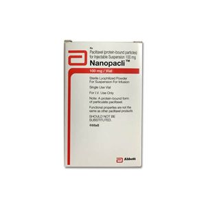 Nanopacli 100mg Injection