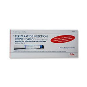 Forteo Teriparatide 600mcg/2.4ml Injection